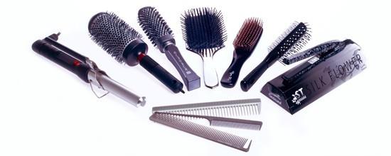 Matériel de coiffure femme